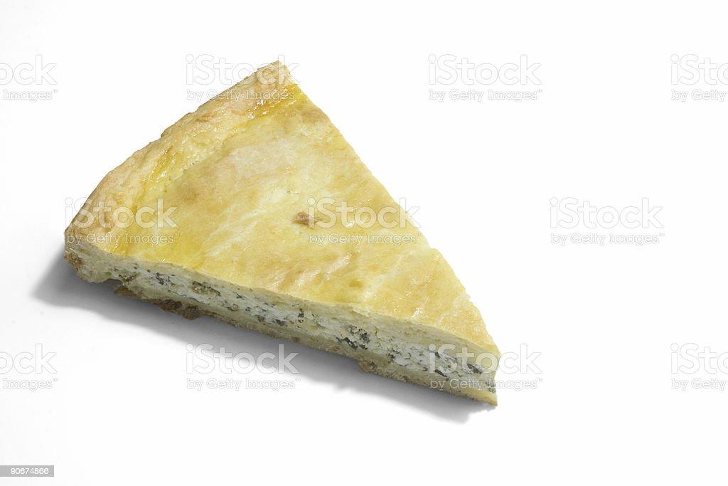 Salty Pie royalty-free stock photo