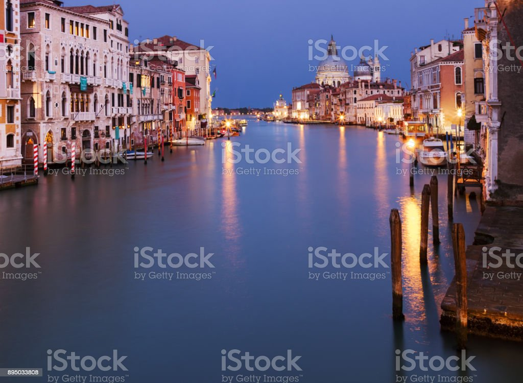 Gruß Basilika in Venedig. – Foto