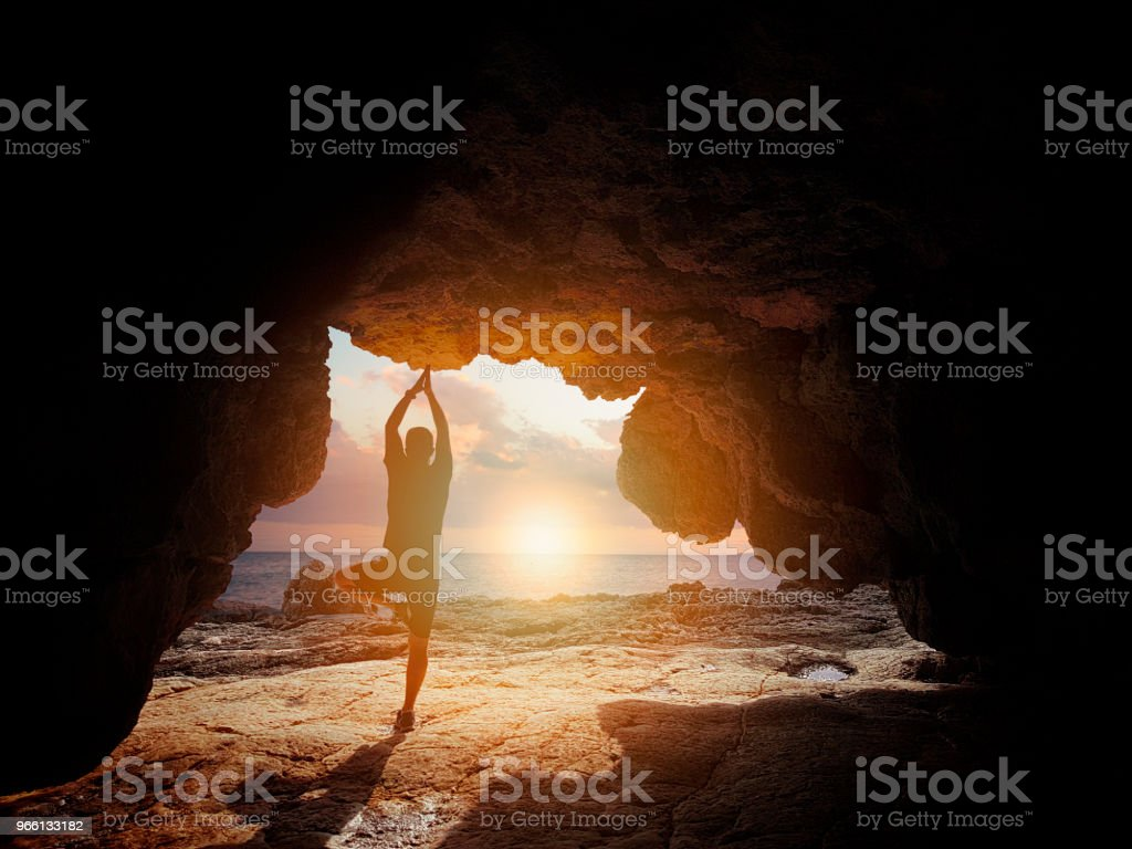 Salute to the Sun - Royalty-free Adults Only Stock Photo