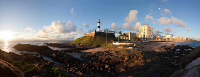 Salvador City Bahia Brazil Stock Photo - Download Image Now