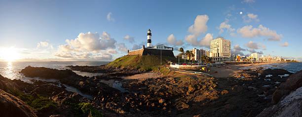 Salvador City, Bahia, Brazil stock photo