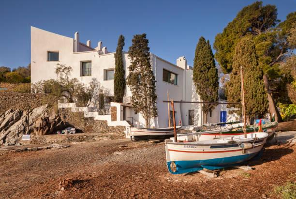 Salvador Dali Home Museum stock photo