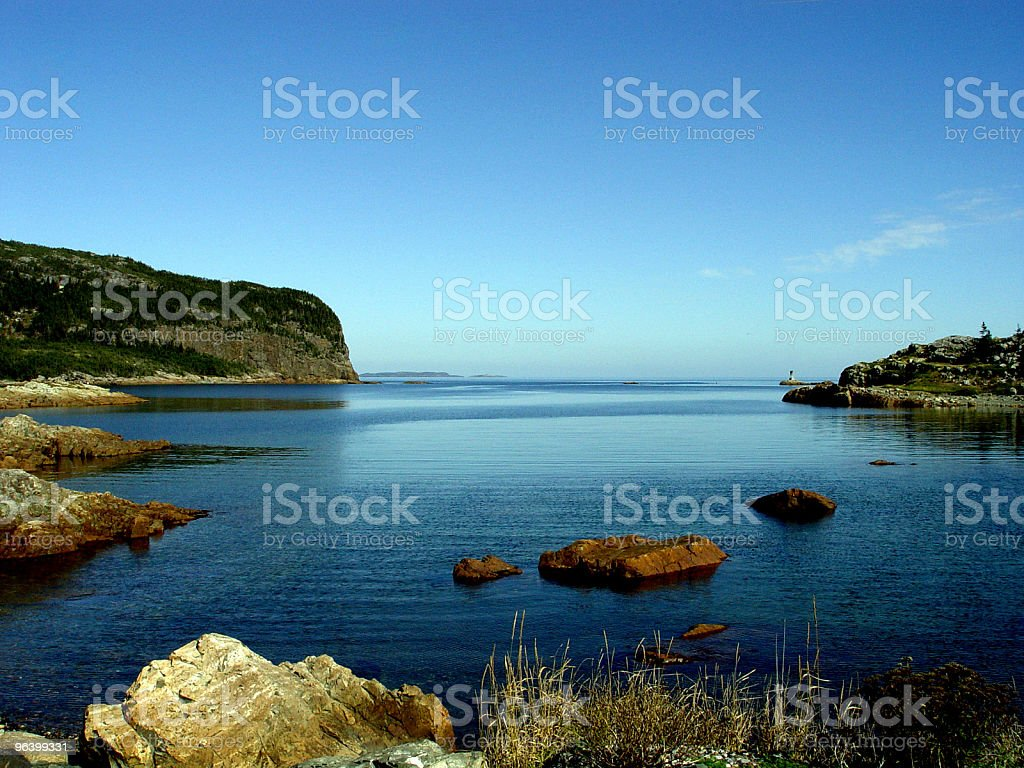 Salvage Harbour - Royalty-free Accessibility Stock Photo