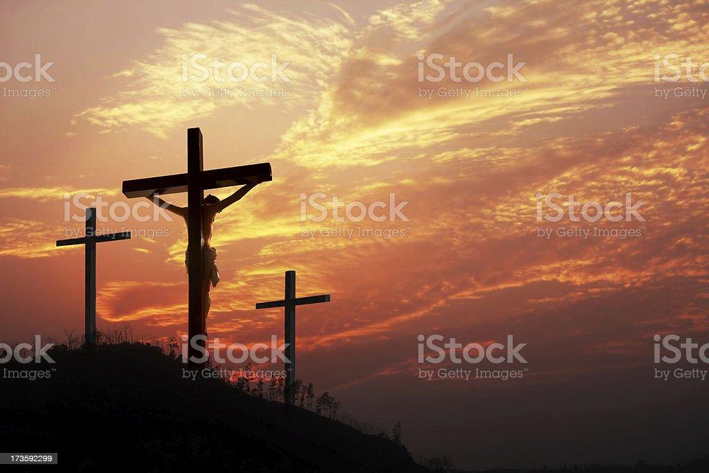 Salvation stock photo