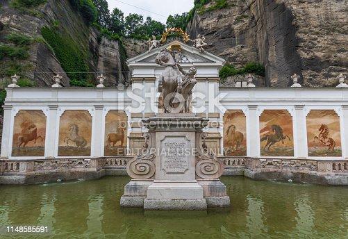 istock Salzburg, a Unesco World Heritage site 1148585591