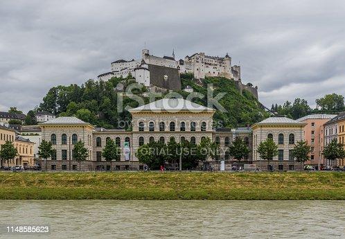 istock Salzburg, a Unesco World Heritage site 1148585623