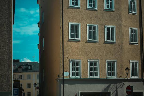 Salzburg - Austria stock photo