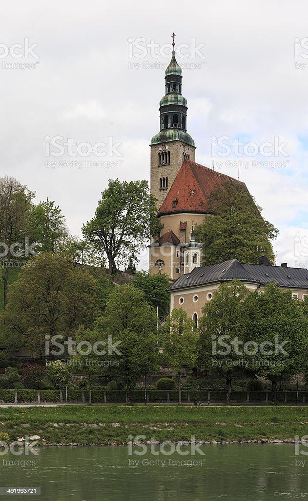 Salzburg royalty-free stock photo
