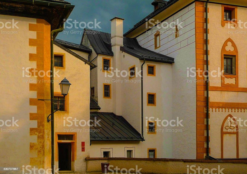 Salzburg,Austria stock photo