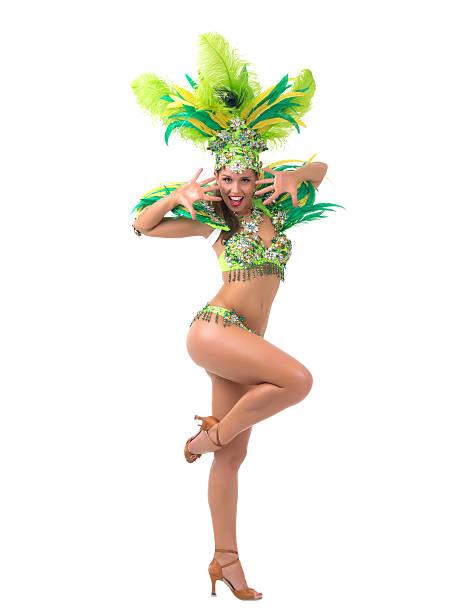 dançarina de samba - samba imagens e fotografias de stock
