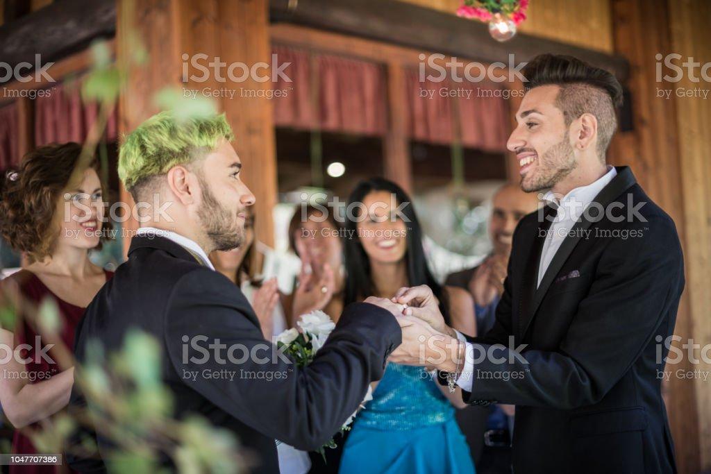 Gay Tuxedo sex