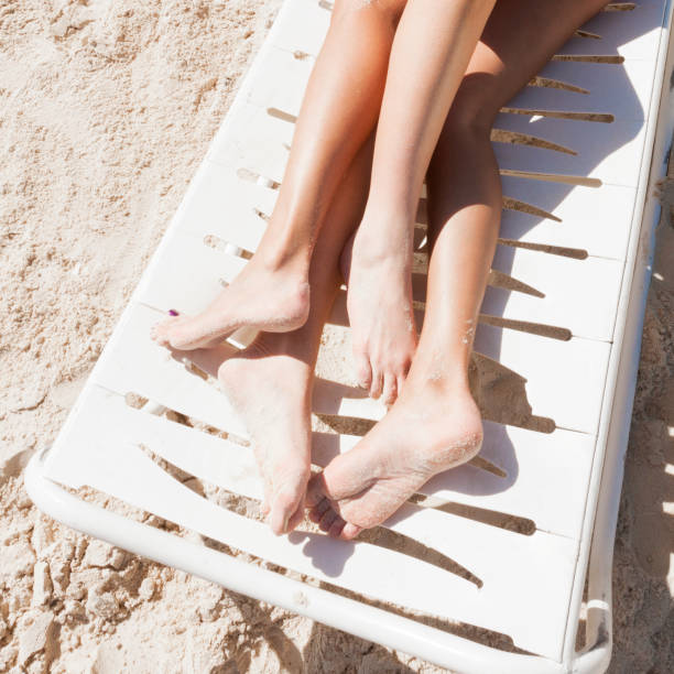 Best Lesbian Feet Stock Photos, Pictures & Royalty-Free