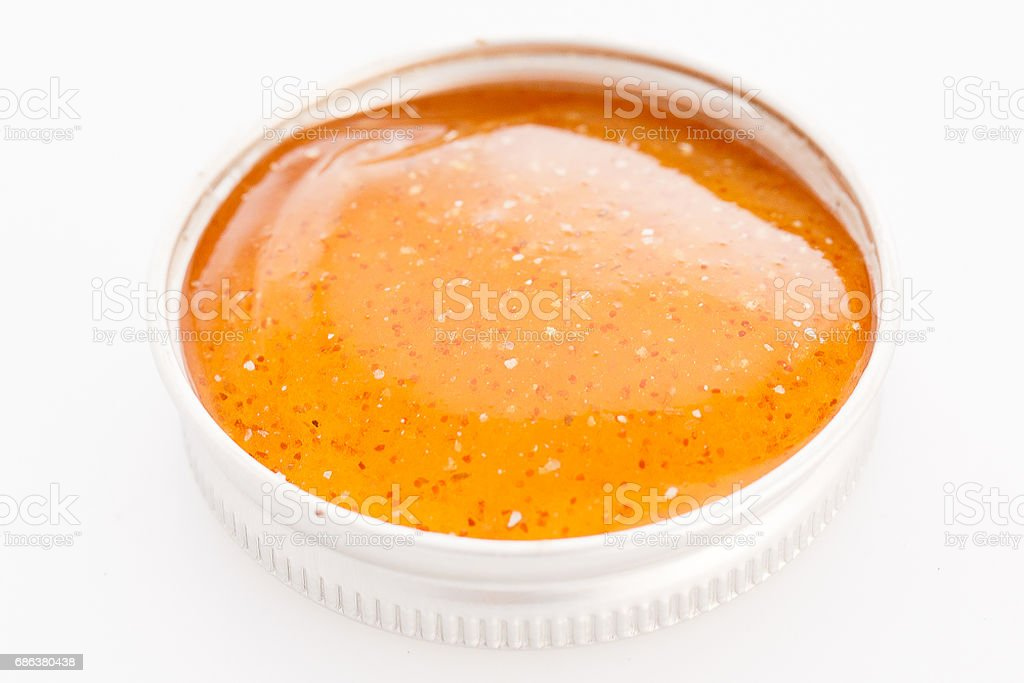 sample cosmetic gel cream spa stock photo