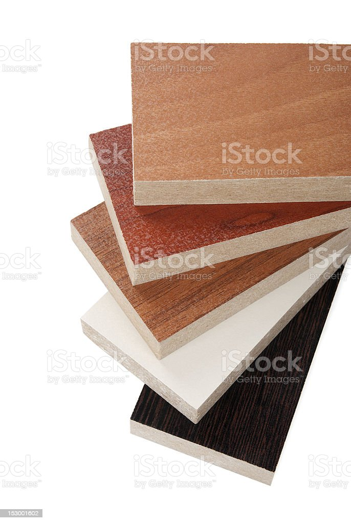samples of stained wood royalty-free stock photo
