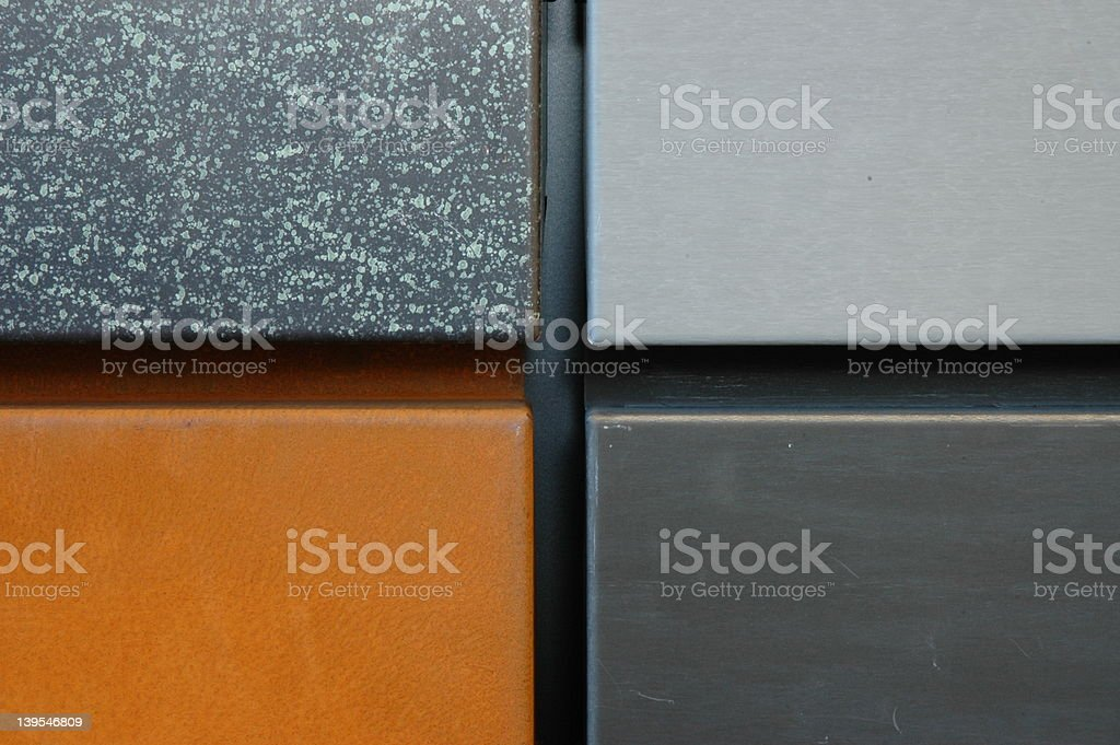 samples royalty-free stock photo