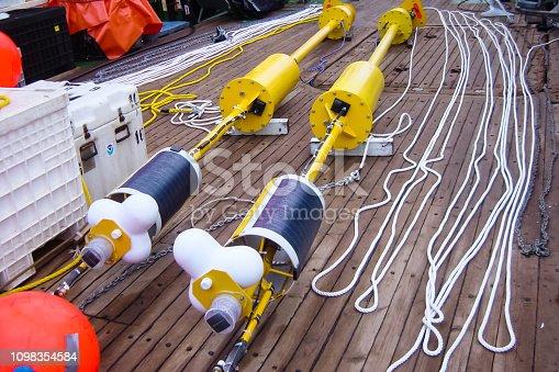 istock Sampling in the waters of the Antarctic 1098354584