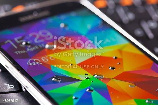 istock Samsung Galaxy S5 485675171