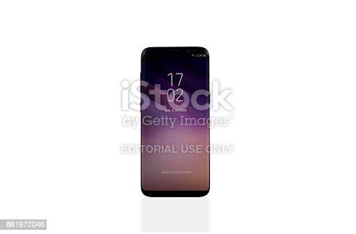 istock Samsung Galaxy S8 861972046
