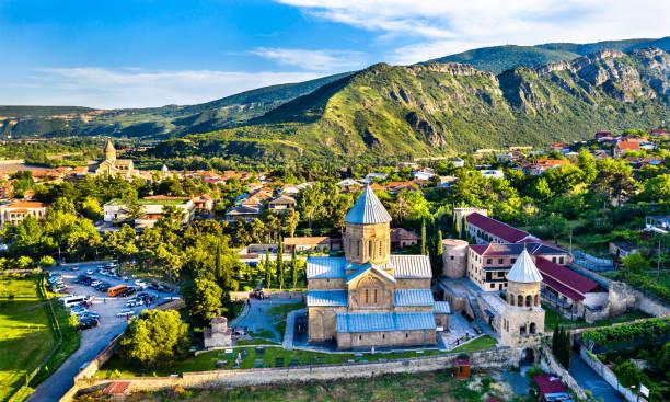 Kloster Samtavro in Mtskheta, Georgien – Foto