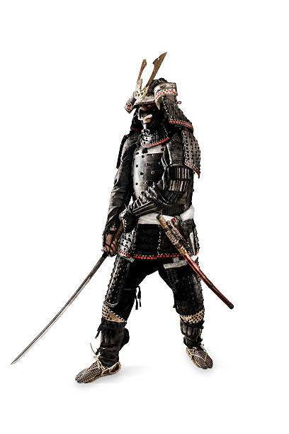 release date 0158d 9d07f Samurai - Retouched stock photo