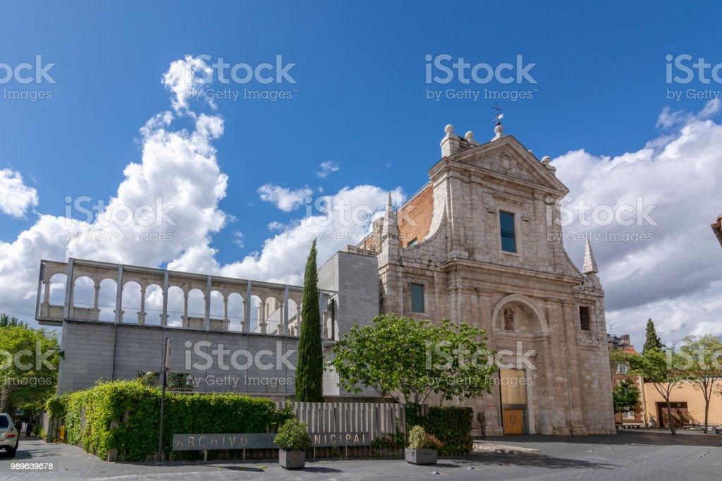 サン アグスチン教会バリャドリ...