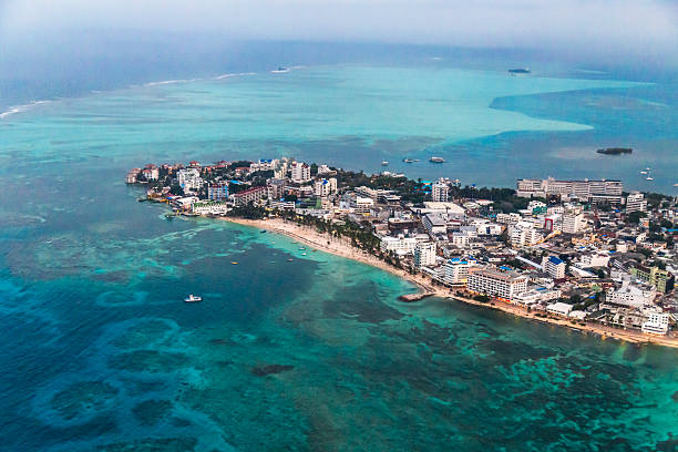 san andrés - colombia stock photos and pictures