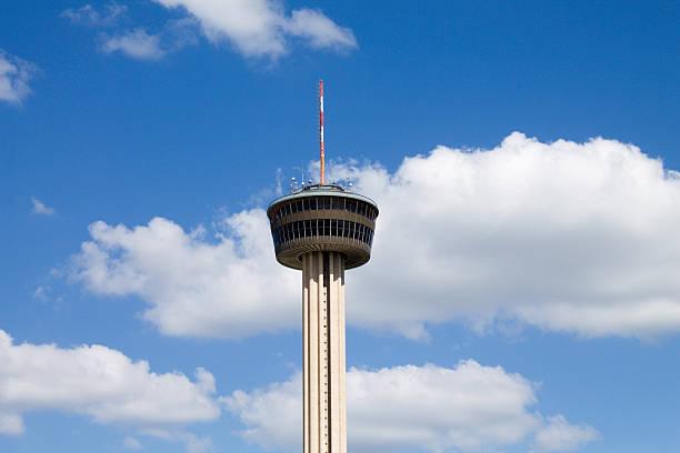 San Antonio Downtown Tower stock photo