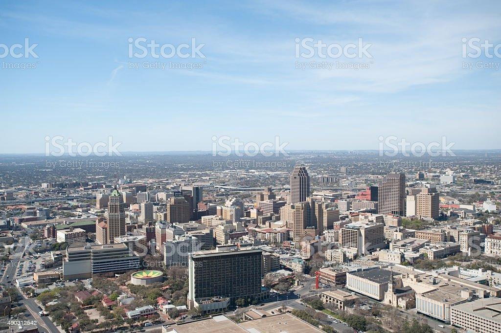 San Antonio Texas stock photo