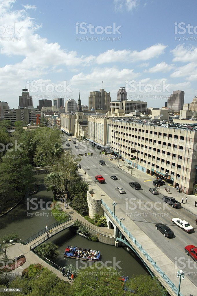 San Antonio Texas royalty-free stock photo