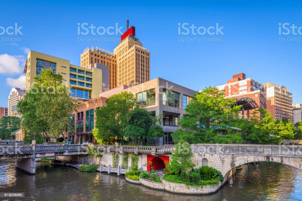 San Antonio, Texas, USA stock photo