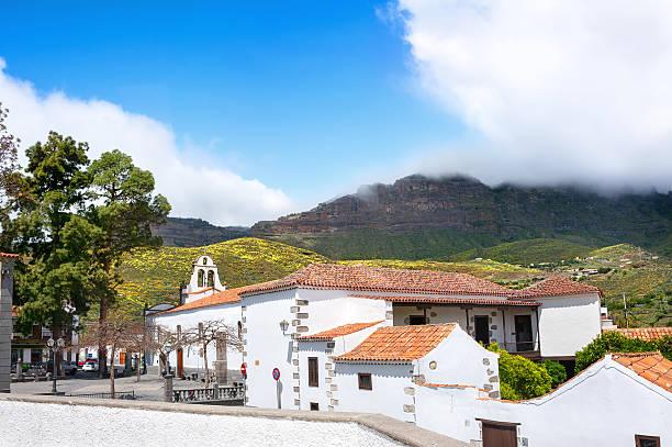 San Bartolomé de Tirajana. Gran Canaria. España - foto de stock