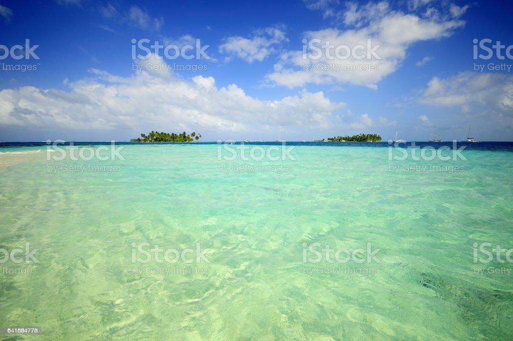 サンブラス諸島、パナマ - クナヤラ自治区のロイヤリティフリーストックフォト