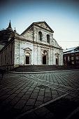 istock San Carlo Square Church Entrance In Turin, Italy 1251294116