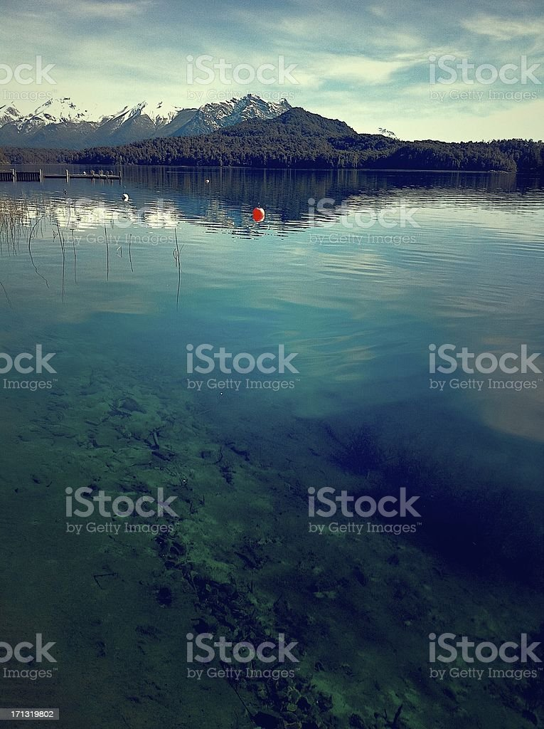 San Carlos De Bariloche royalty-free stock photo