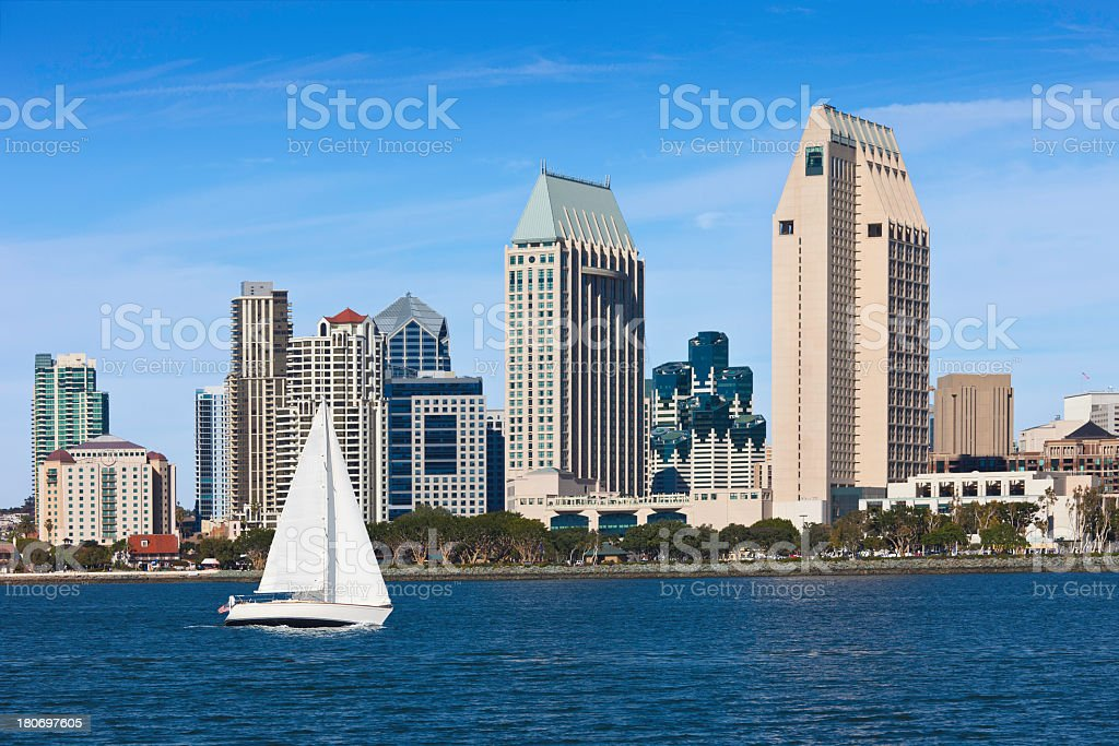 San Diego, California royalty-free stock photo