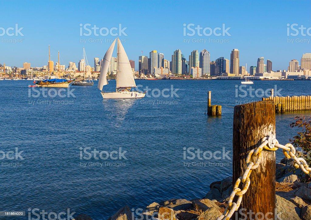 San Diego, California (P) royalty-free stock photo