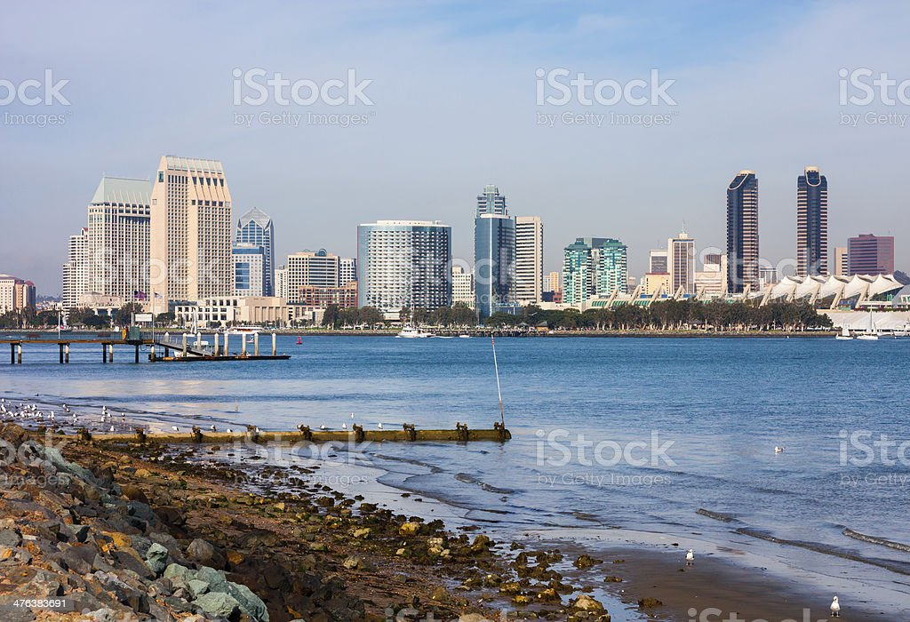 San Diego California royalty-free stock photo