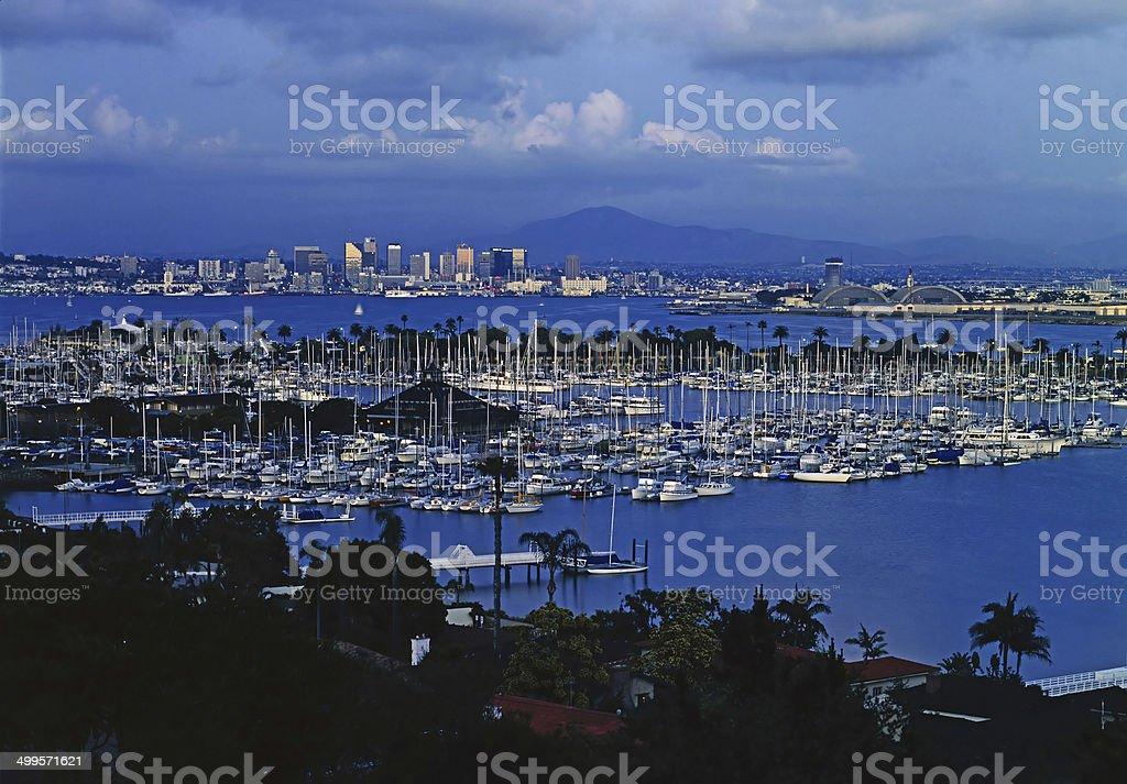 San Diego, Caliifornia stock photo