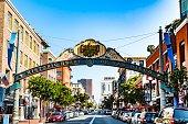 San Diego Gaslamp Quarter (District) - San Diego, CA