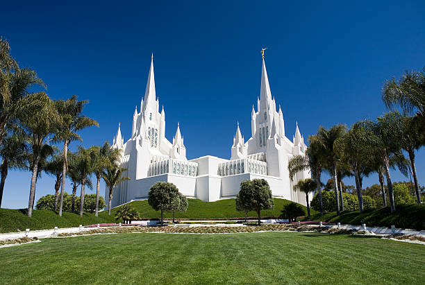 San Diego LDS Tempel – Foto