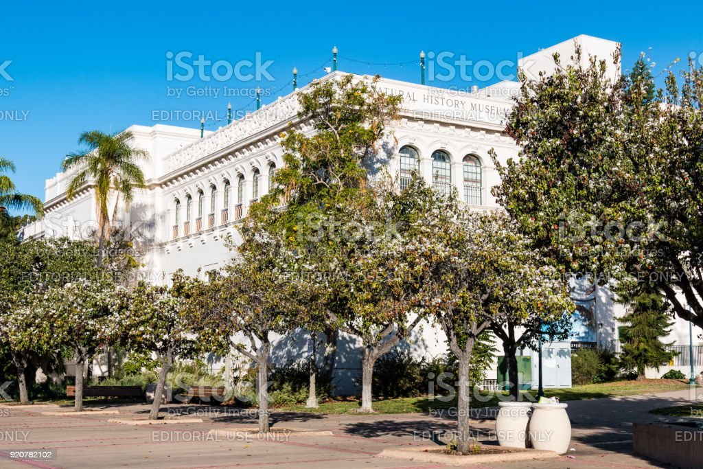 San Diego Natural History Museum Stock Photo More Pictures Of