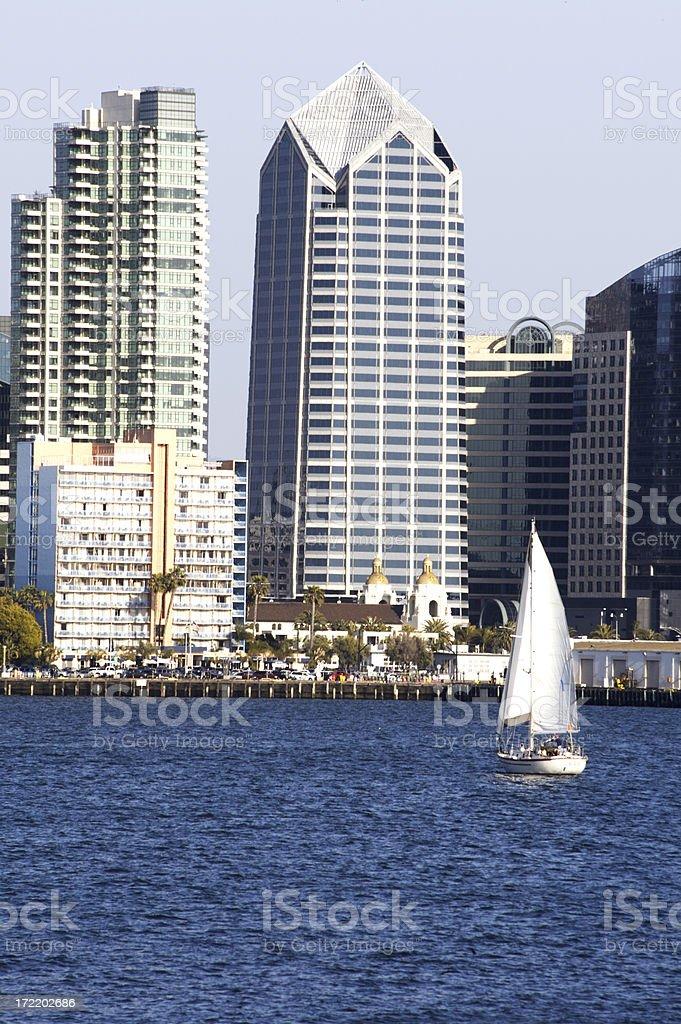 San Diego royalty-free stock photo