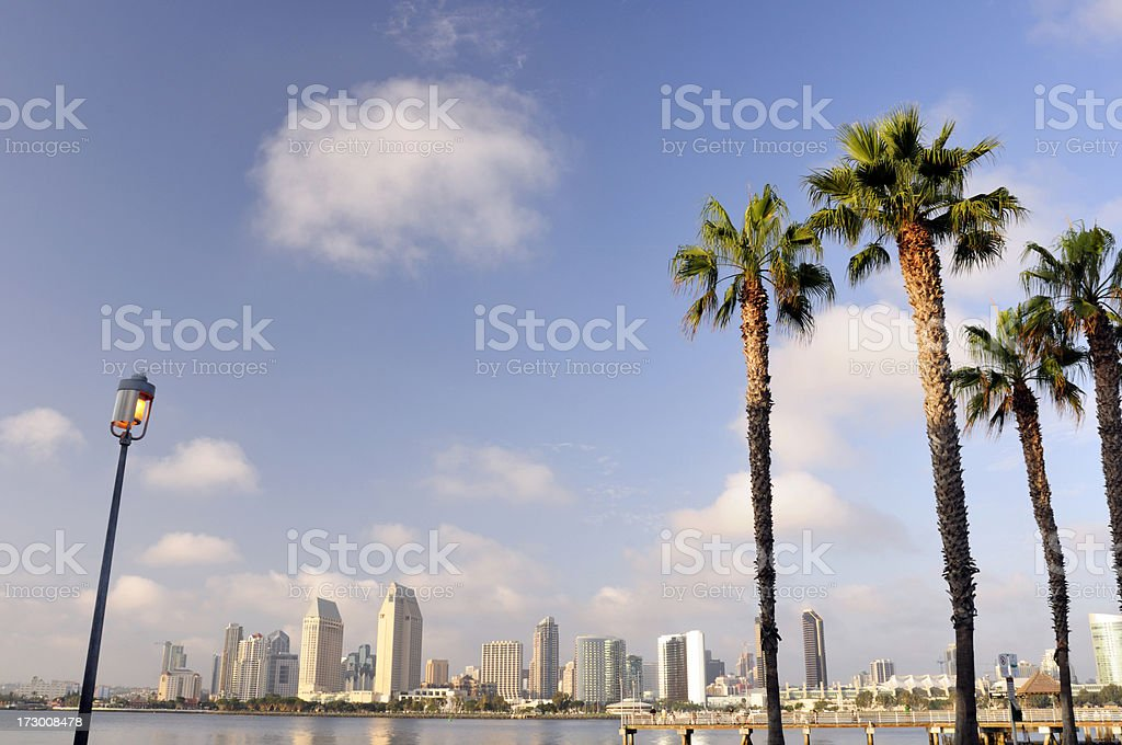 San Diego Scenic royalty-free stock photo