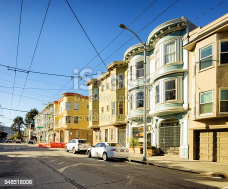istock San Francisco 18th street view 948318006