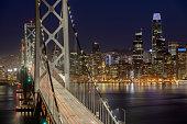 Yerba Buena Island, San Francisco, California, USA.