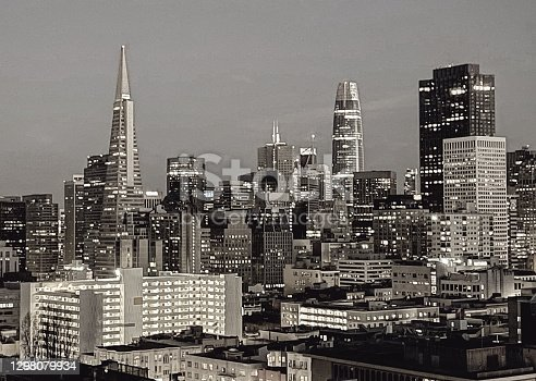 A look at San Francisco's Financial District