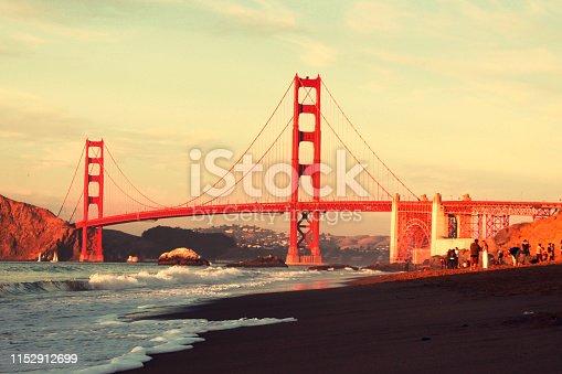 514642440 istock photo San Francisco bridge 1152912699
