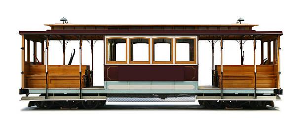 san francisco cable car - spårvagn bildbanksfoton och bilder