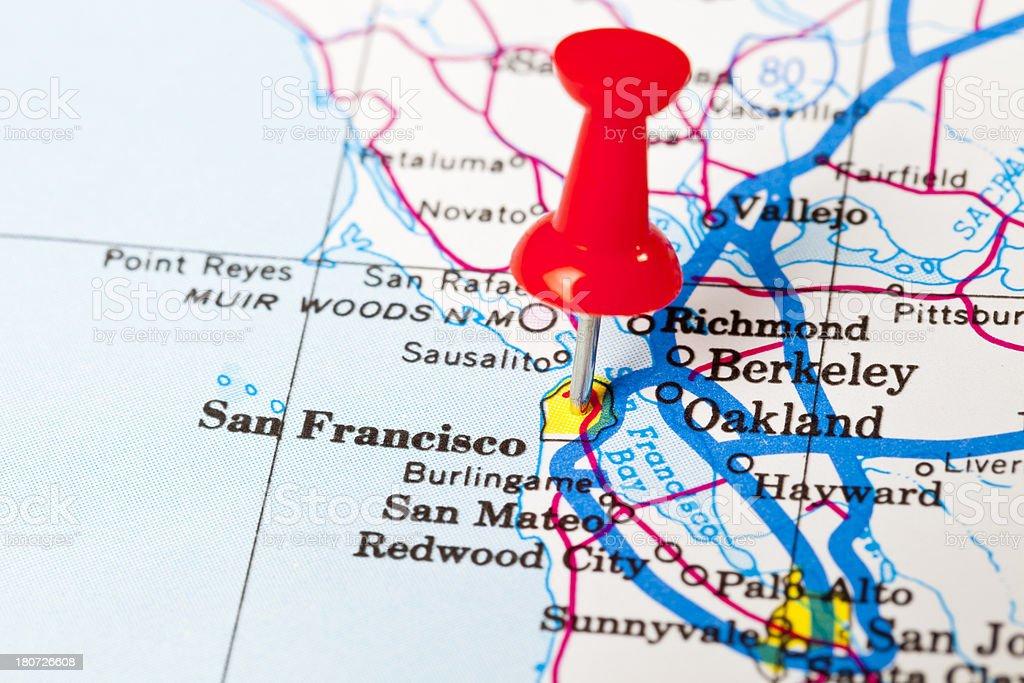 San Francisco, California royalty-free stock photo