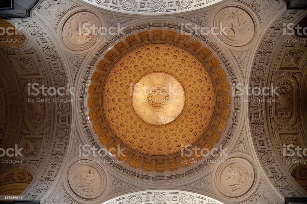 San Francisco City Hall royalty-free stock photo